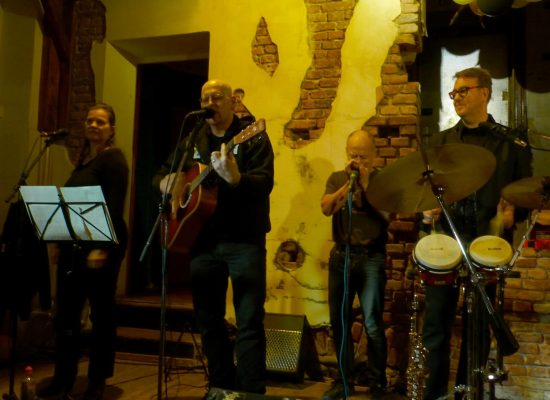 Konzert in der Golden Lounge