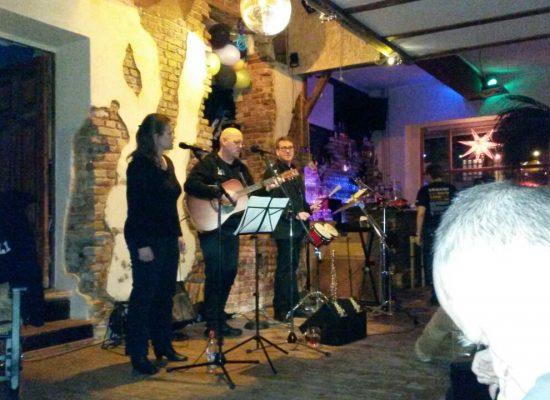 Konzert in der Golden Lounge