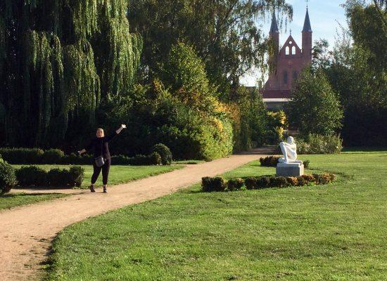 Herbsturlaub - Rosengarten Kyritz