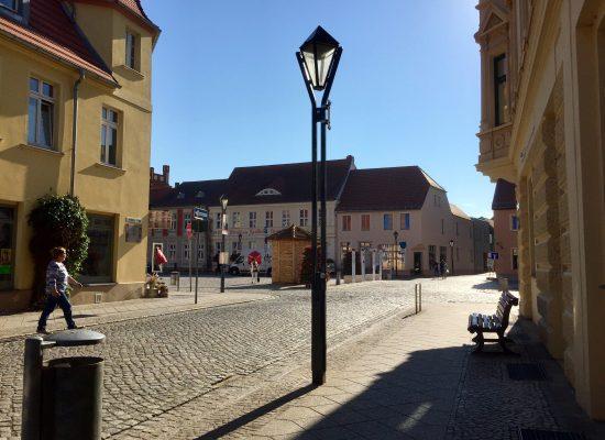 Herbsturlaub - Kyritz Markt