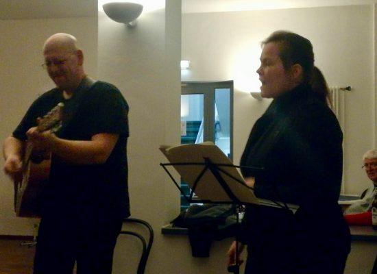 "Konzert in der Rehabilitationsklinik ""Seebad Ahlbeck"""