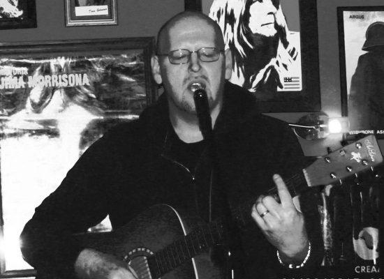 Franky von Tide spielt im Hard Rock 2 Club