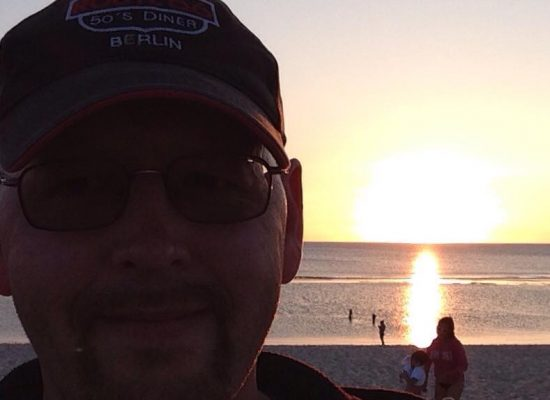 Sommerurlaub Sylt - Sonnenuntergang