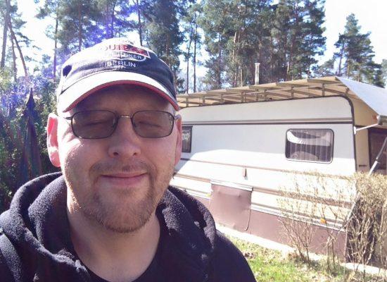 Frühlingsferien - Camping entspannt