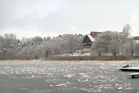Hotel Gravelotte am Kumerower See in Mecklenburg Vorpommern