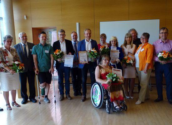 "Preisträger & Organisatoren des ""MOSAIK"""