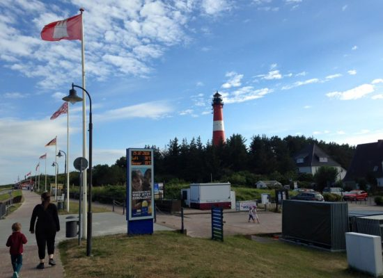 Sommerurlaub auf Sylt