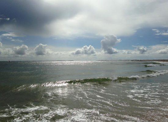 Sommerurlaub auf Sylt - weiter Blick