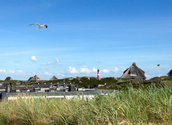 Sommerurlaub auf Sylt - nochmal Hörnum