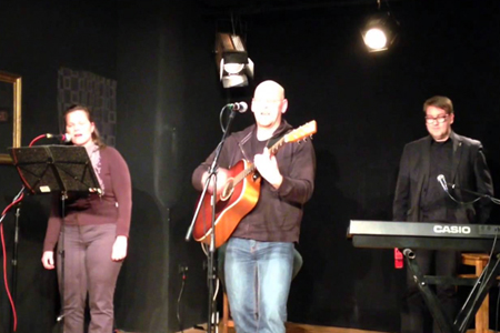 Franky von Tide, Birgit Leuthold, Harald Rudziansky & Sebastian Martin - Live im Zimmer 16