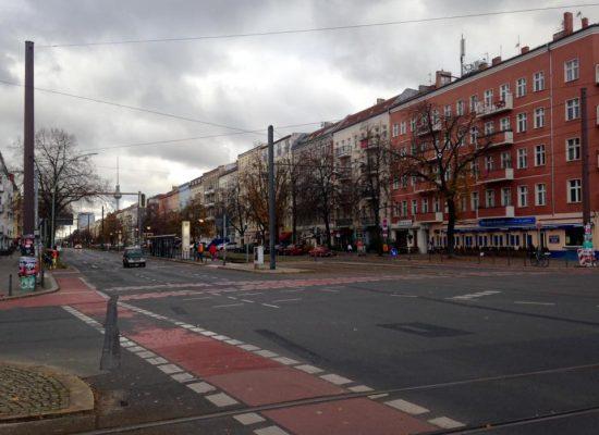 Berlin im Novemter